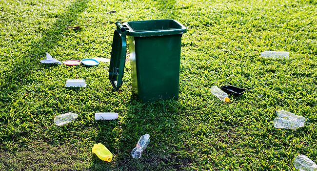 Bortskaffelse af haveaffald og almindelig affald i Svendborg på Fyn